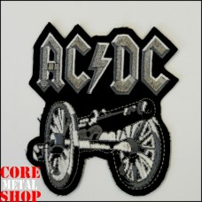 Нашивка ACDC