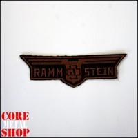 Нашивка Rammstein