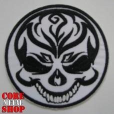 Нашивка череп (tatto)