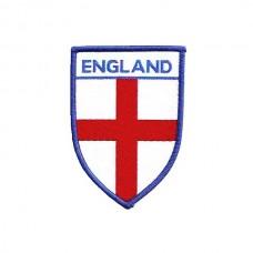 Нашивка вышитая England