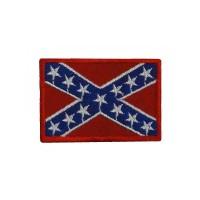 Нашивка вышитая Флаг Конфедерации