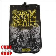Рюкзак-торба Napalm Death - Scum