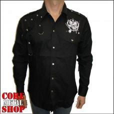 Рубашка Motorhead (logo)