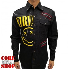 Рубашка Nirvana