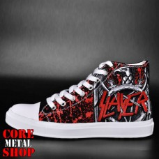 Кеды Rock Shoes - Slayer