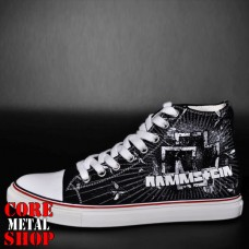 Кеды Rock Shoes - Rammstein