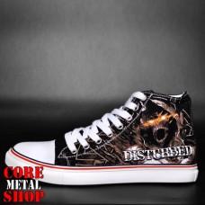 Кеды Rock Shoes - Disturbed