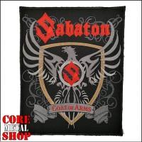Нашивка Sabaton - Coat Of Arms