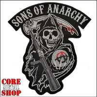 Нашивка Sound Of Anarchy