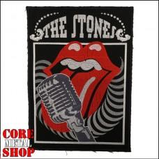Нашивка Rolling Stones (на всю спину)