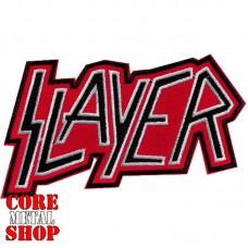 Нашивка Slayer (лого)