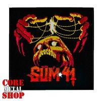 Нашивка Sum 41