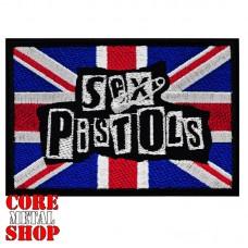 Нашивка Sex Pistols