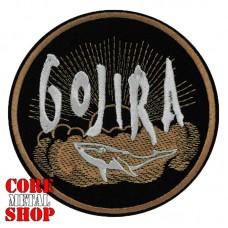 Нашивка Gojira