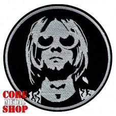 Нашивка Kurt Cobain (Nirvana)