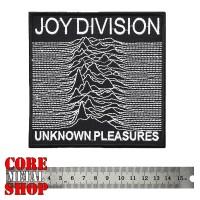 Нашивка Joy Division - Unknown Pleasures