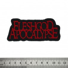 Нашивка Fleshgod Apocalypse