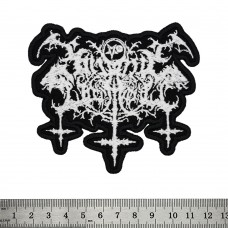 Нашивка Satanic Warmaster (logo)