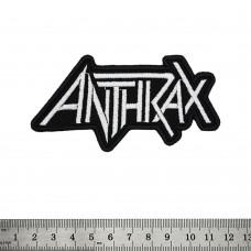 Нашивка Anthrax (logo)