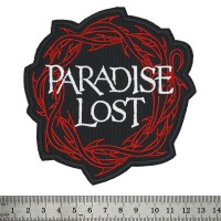 Нашивка Paradise Lost