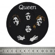 """Нашивка Queen """"Bohemian Rhapsody"""""""