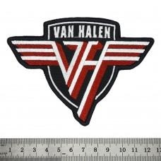 Нашивка Van Halen