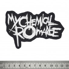 Нашивка My Chemical Romance (logo)