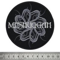 Нашивка Meshuggah