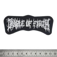 Нашивка Cradle Of Filth