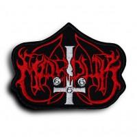 Нашивка с вышивкой Marduk 2 фигурная