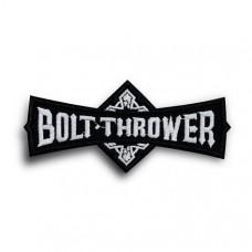 Нашивка с вышивкой Bolt Thrower
