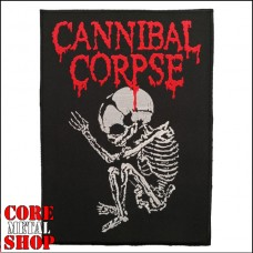 Нашивка Cannibal Corpse (на всю спину)