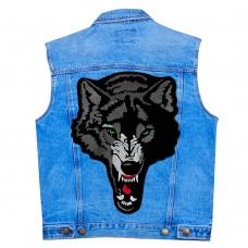 Нашивка наспинная Wolf