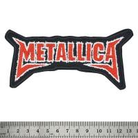 Нашивка Metallica (St. Anger logo)