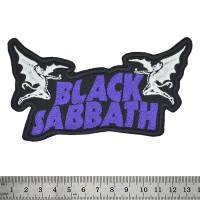 Нашивка Black Sabbath - Lord of This World