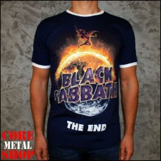 Футболка Black Sabbath The End