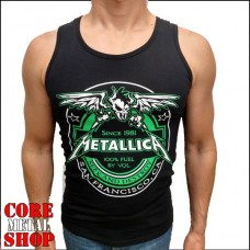 Майка Metallica - San Francisco 1981