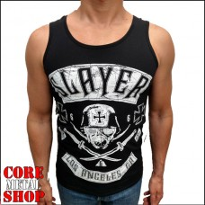 Майка Slayer - Los Angeles 666