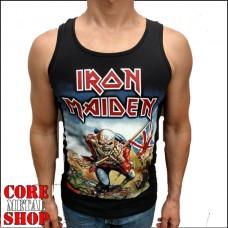 Майка Iron Maiden - The Trooper