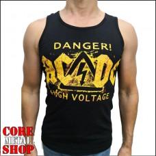 Майка AC/DC - Danger High Voltage