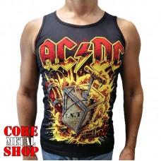 Майка мужская AC/DC
