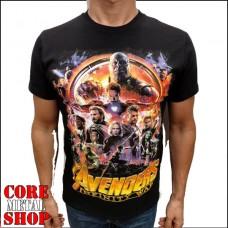 Футболка Avengers - Infinity War