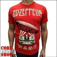 Футболка Led Zeppelin - Mothership