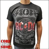 Футболка AC/DC - Black Ice