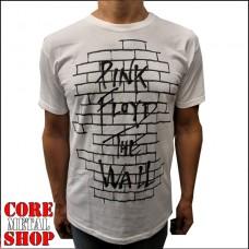 Футболка мужская Pink Floyd - The Wall (белая)