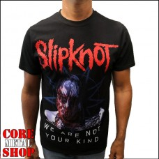 Футболка Slipknot - We Are Not Your Kind