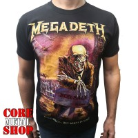 Футболка Megadeth - Peace Sells... but Who's Buying?