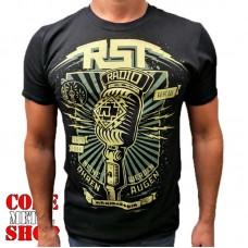 Футболка Rammstein - Radio