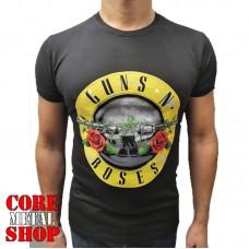 Футболка Guns n Roses - Was Here