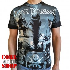 Футболка Full print Iron Maiden - A Matter of Life and Death